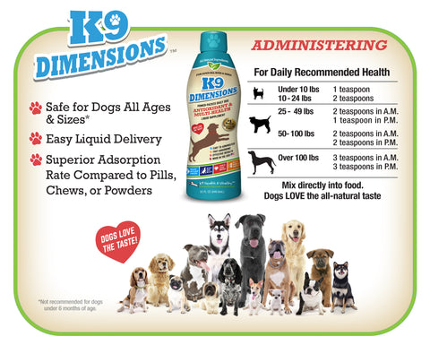How to Administer K9D