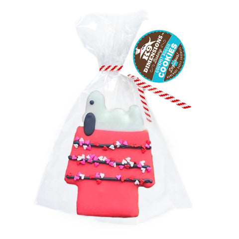 Gourmet Snoopy Dog Cookie