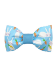 Blue Bunnies Forever Bow Tie