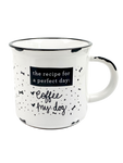 Recipe for a Perfect Day Mug