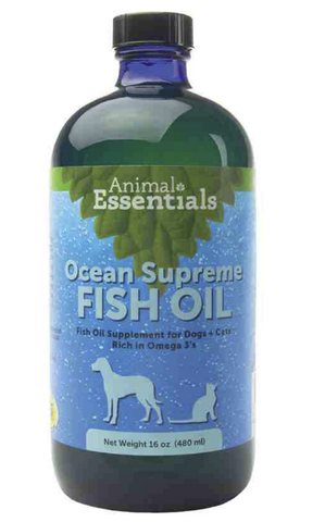 Ocean Omega Supreme Fish Oil - 16 Oz