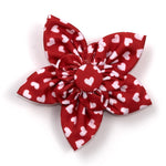 Love Hearts Flower Bow