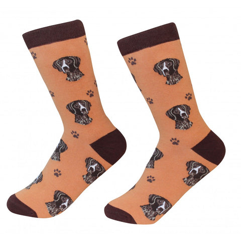 German Shorthaired Pointer Socks