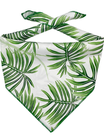 Tropical Leaves Bandana