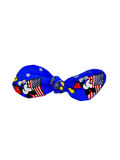 Micky's Patriotic Hair Bow