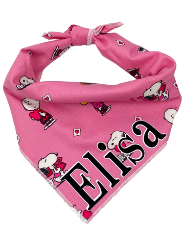 Snoopy's Valentine in Pink
