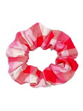 Pretty in Pink Hair Scrunchie
