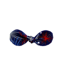 Patriotic Sparkle Hair Bow