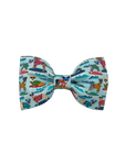 Surf's Up Dog Bow Tie