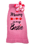 Mommy is My Bestie Sweater