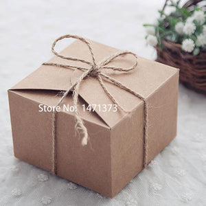 Gift Wrap and Note