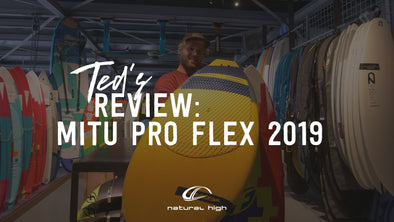 F-ONE Mitu Pro Flex model 2019