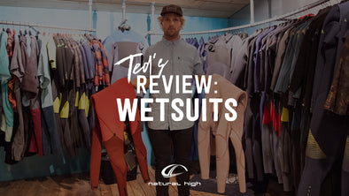 Ted's wetsuit guide