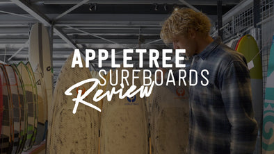 Appletree surfboards board review