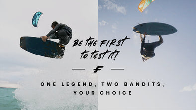 F-one BANDIT-S and bandit 2020