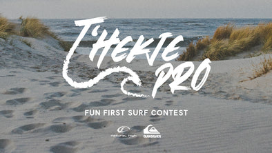 't Hekje Pro supported by Natural High & Quiksilver