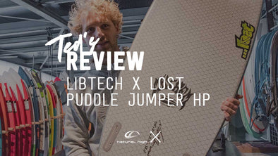 Ted's Libtech X Lost review