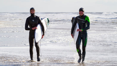 WINTER WETSUIT GUIDE