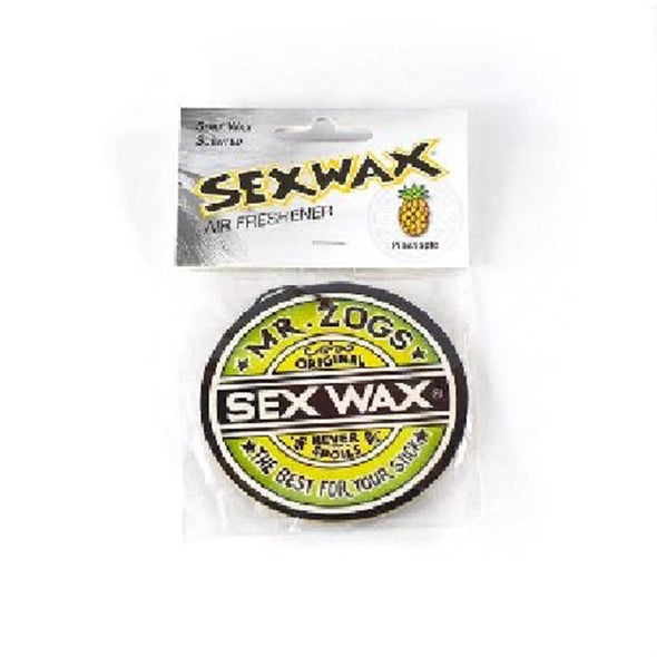 sex wax air fresheners pineapple