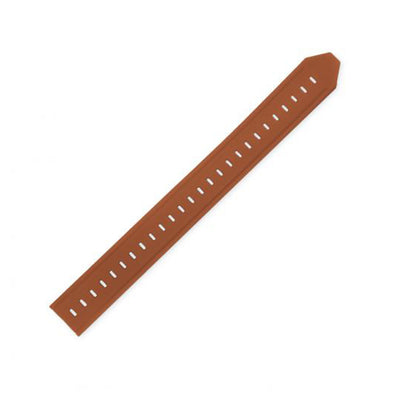 Slingshot Gummy Strap Brown