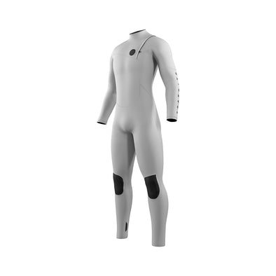 Mystic The One Fullsuit 5/3mm Zipfree White