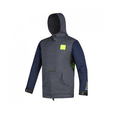 Mystic Voltage Sweat - Navy/Lime