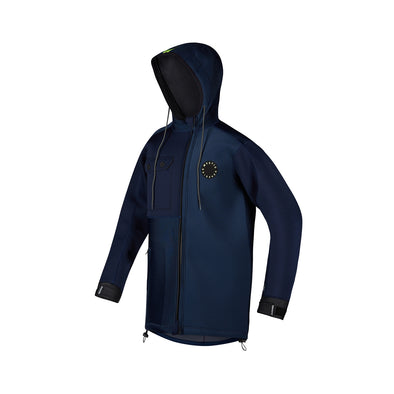 Mystic Ocean Jacket Navy Lime