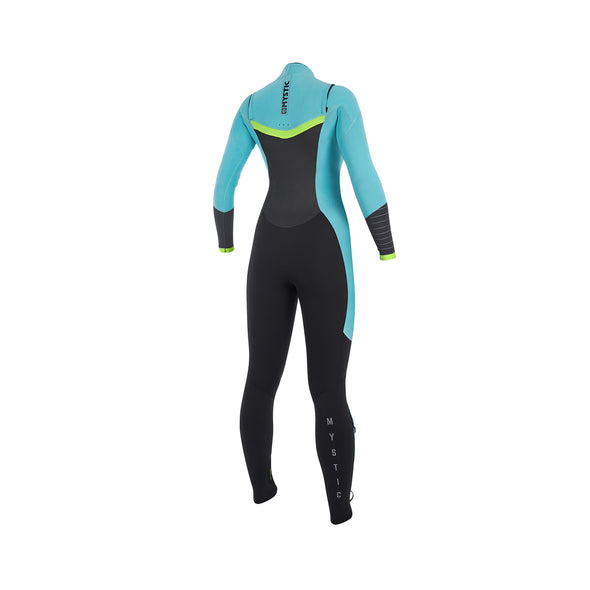 Mystic Dutchess Fullsuit 5/4mm Double Fzip Women