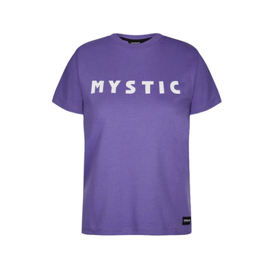 Mystic Brand Tee Women Purple