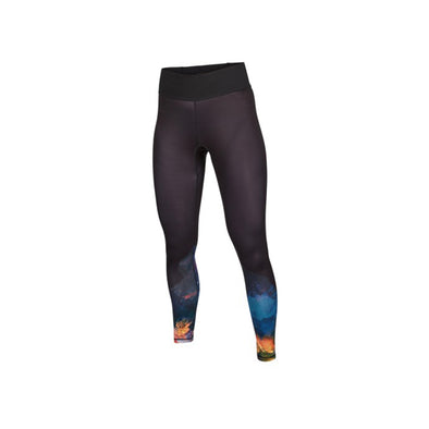 Diva Legging - Teal