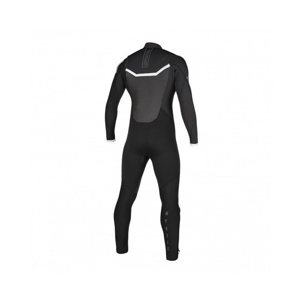 Majestic Fullsuit 3/2mm Fzip Black