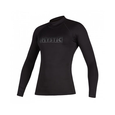 Star L/S Rashvest Women - Black