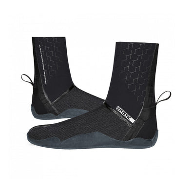 Majestic Boot 3mm Split Toe - Black