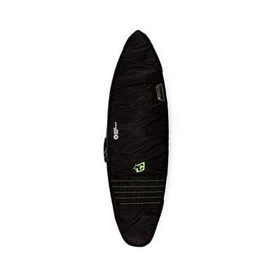 Creatures Longboard Double - Black lime