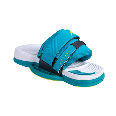 Element Footpad Velcro Teal