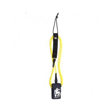 Backdoor Leash White Yellow
