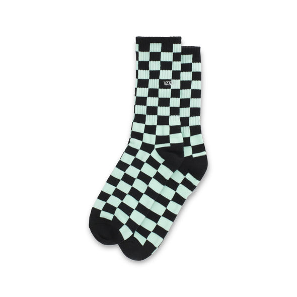 MN CHECKERBOARD CREW II BLACK/BAY