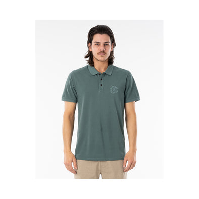 Faded Polo Green