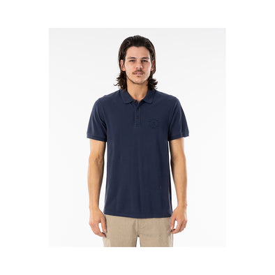 Faded Polo Navy