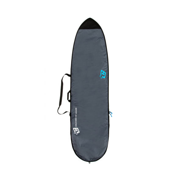 Creatures Longboard Lite - Charchoal Cyan