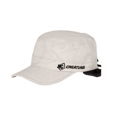Creatures Surf Cap - Chalk