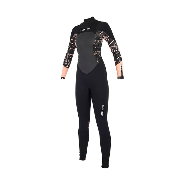 Mystic Diva Fullsuit 4/3mm Double Fzip Women