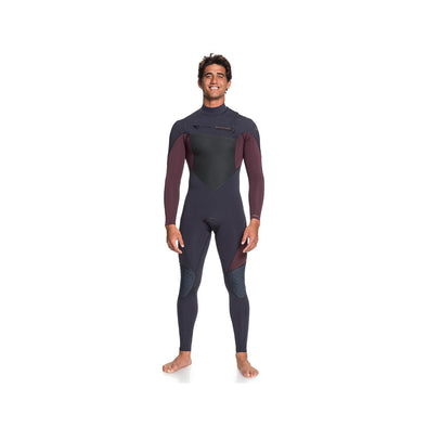 Quiksilver 4/3mm HIGHLINE+ CHESTZIP