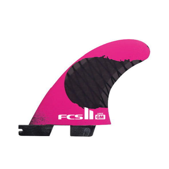 FCS II GM PC Carbon Tri Fin Set