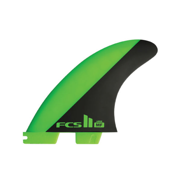 FCS II MF PC Tri Fin Set
