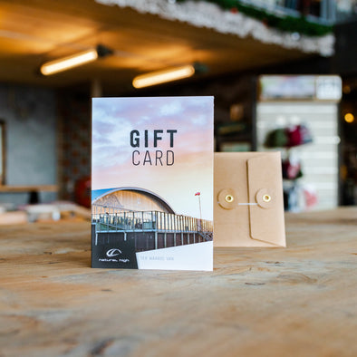 THE NATURAL HIGH GIFTCARD