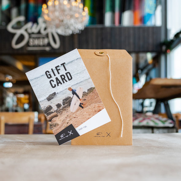 Surfshop Giftcard (Surfshop use only!)