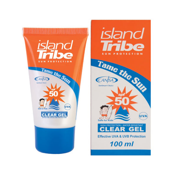 SPF 50 Clear Gel 10 ml