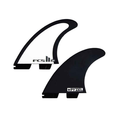 FCS II Pyzel PC Tri fin set