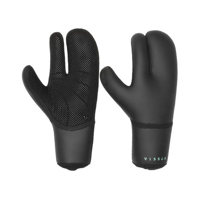SEVEN SEAS 5MM CLAW GLOVE-BLK